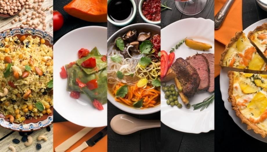 Disfruta de la gastronomía de diferentes zonas del mundo en Majadahonda